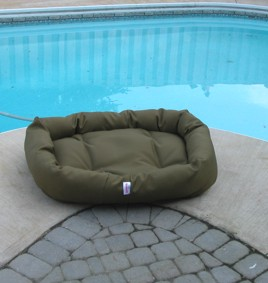 Mammoth Oblong Outdoor Dog Bed