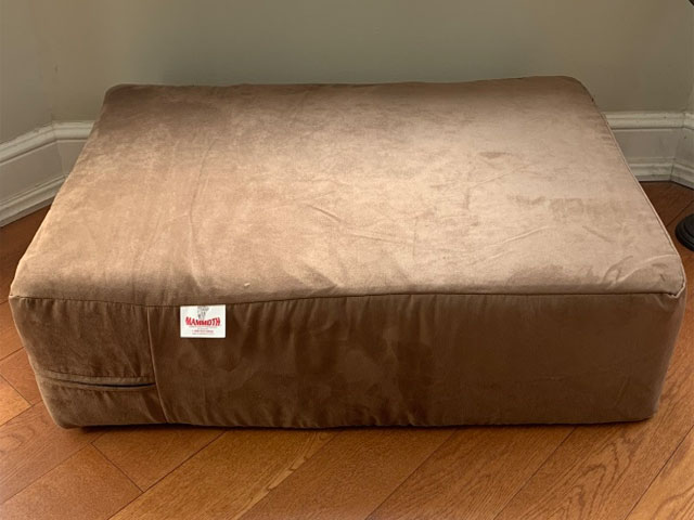 Mammoth big dog bed
