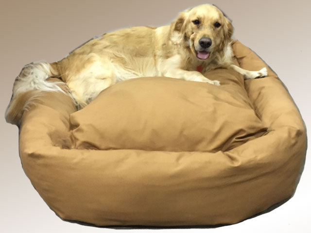 Groovy Extra Large Dog Bed Oblong Mammoth Theyellowbook Wood Chair Design Ideas Theyellowbookinfo